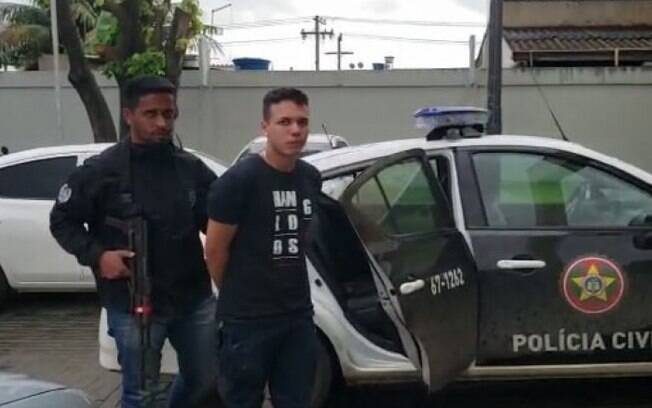 Moisés Amorim da Silva, 18 anos, foi preso pela morte da estudante Marcela de Souza Oliveira, em Nova Iguaçu