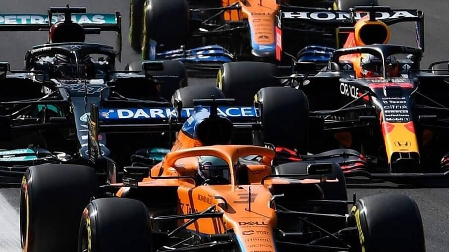 Ricciardo ganha GP da Itália