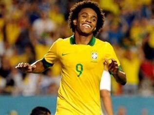 Willian conquistou seu espaço no Chelsea e na seleção brasileira com rapidez