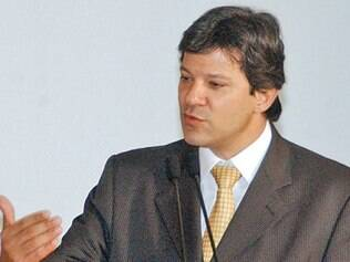 Haddad afirmou, ainda, que ninguém do PSDB pode questionar a integridade da presidente Dilma