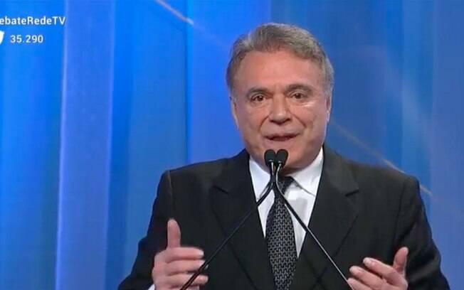 Em seu registro de candidatura, Alvaro Dias declarou ter patrimônio de R$ 2,9 milhões