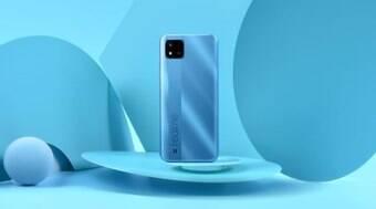 Realme lança celular com bateria poderosa