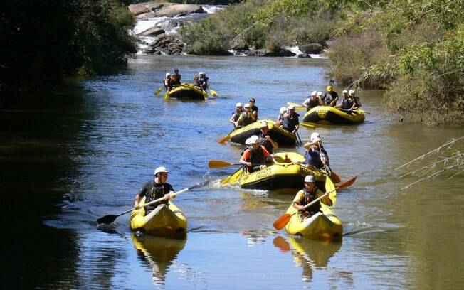 Socorro é a mais voltada para aventureiros dentre cidades do Circuito das Águas