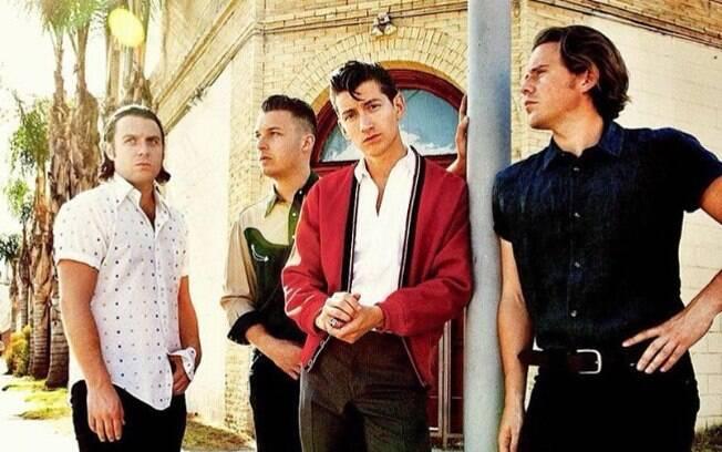 O Arctic Monkeys deve lançar seu novo disco até o final de 2018, porém, ainda não se tem uma data exata