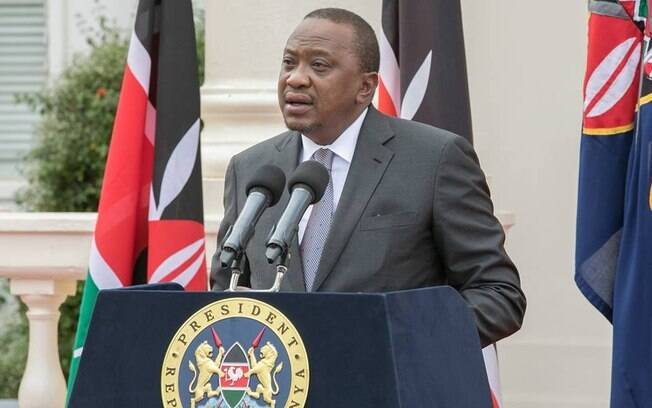 Uhuru Kenyatta, presidente do Quênia, confirmou a morte de 14 pessoas após ataque terrorista a centro comercial
