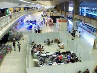 Deslocamento. Objetivo do governo é investir em um meio de transporte de massa que atenda os passageiros do terminal e moradores