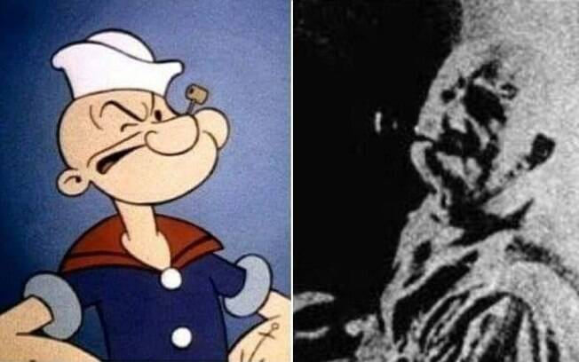 "Frank ""Rocky"" Fiegel inspirou o marinheiro Popeye"