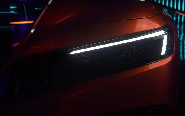Honda Civic 2022 ficará com linhas mais próximas do Accord, além de maior que o atual, lançado em meados de 2016 no Brasil