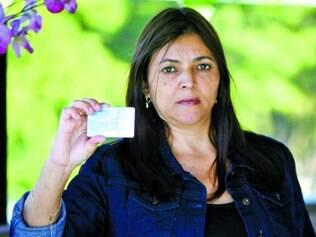 Obstáculo. A artista plástica Claudete Ribeiro Campos da Cruz possui plano, mas já teve contratempos