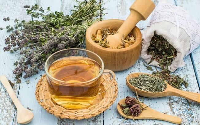 As ervas medicinais podem ser grandes aliadas das mulheres nos cuidados com o útero; confira algumas receitas caseiras