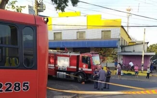 Jovem morreu após acidente na Vila Padre Anchieta.