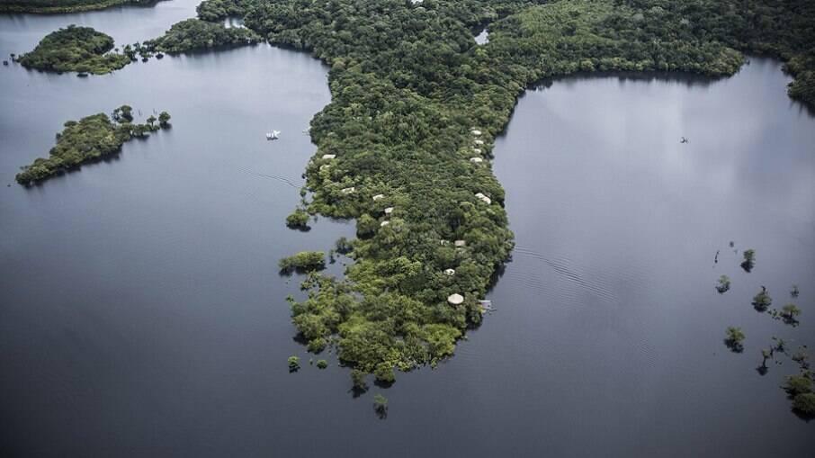 Turismo no Amazonas