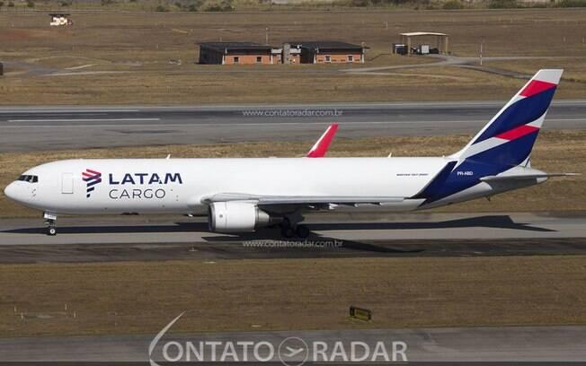 LATAM transporta mais de 50 toneladas de insumos para Manaus