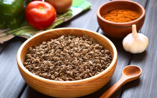 Carne de soja é apenas uma das opções para substituir as carnes nos preparos da Semana Santa