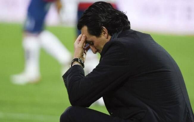 Unai Emery não será o treinador do PSG na próxima temporada