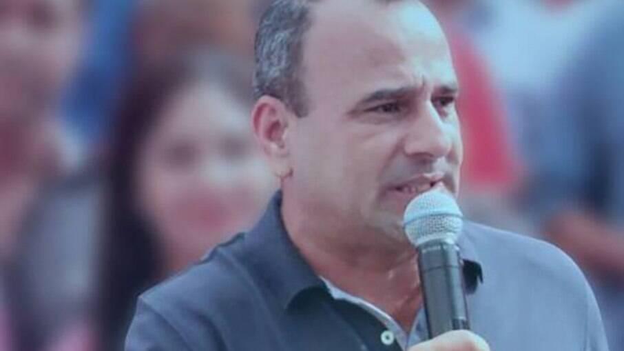O prefeito de Belford Roxo, Waguinho Carneiro