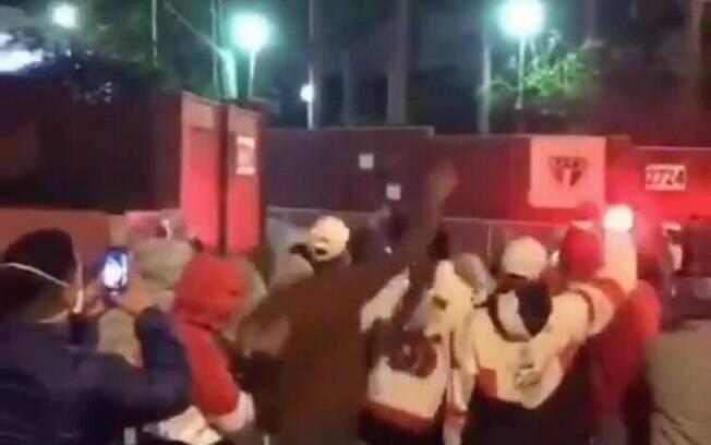 Mirassol vence o São Paulo