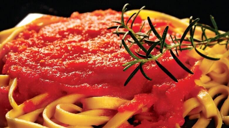 Molho de tomate de liquidificador