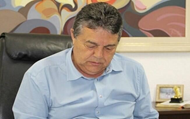 Nairo Ferreira, presidente do São Caetano