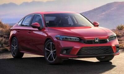 Honda mostra primeira imagem do novo Civic