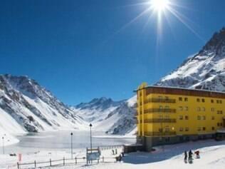 Portillo foi eleita a melhor estação de esqui do Chile em 2013