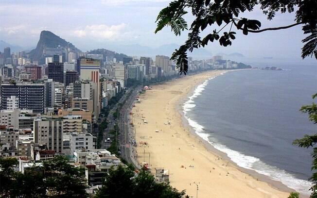 Praia do Leblon: cenário de novela e muito charme na zona sul carioca