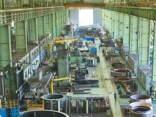 Em baixa. Desaquecimento do setor de máquinas e equipamentos prejudica subsidiária da Usiminas