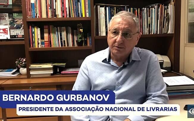 Bernardo Gurbanov%2C presidente da ANL