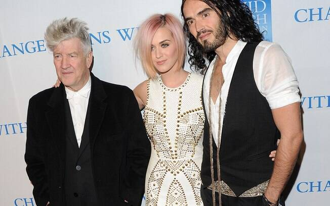 David Lynch, Katy Perry e Russell Brand