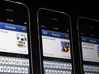 Integração com Facebook foi um dos destaques da apresentação da Apple no WWDC 2012