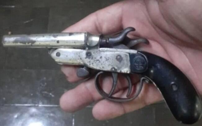 GM detm bugrino armado no Centro de Campinas
