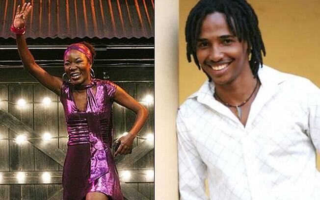 Ofunneka Molokwu e Richard Bezuidenhout