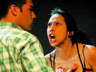"""Embate. Na peça """"Fíchenla Si Pueden"""", uma prostituta se vê em uma situação extrema na qual terá que tomar decisões exemplares"""