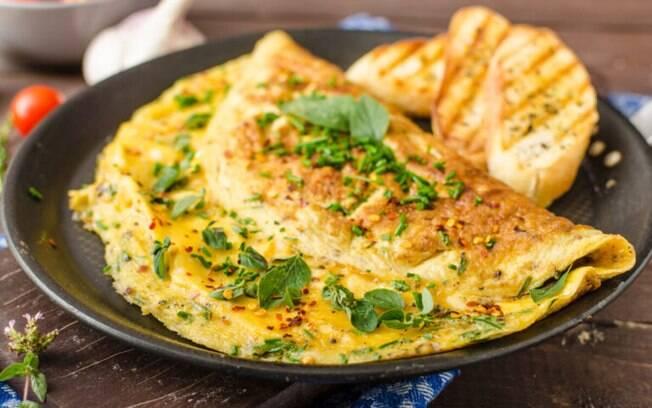 Como fazer a omelete perfeita? Veja dicas para não errar nunca