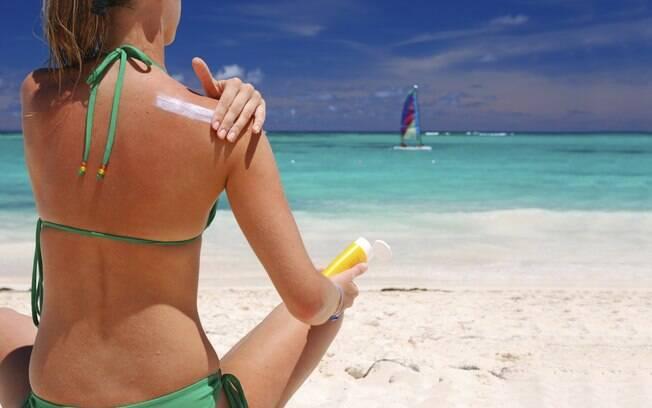 Além de protetores solares, alguns nutrientes contribuem para a beleza e a saúde da pele