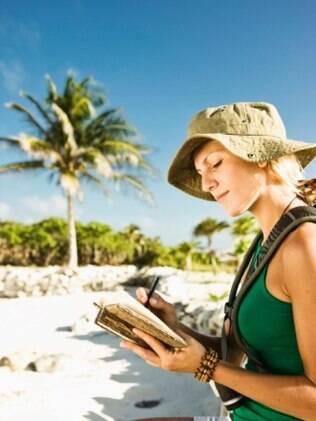 Viajar desacompanhada não significa ficar o tempo todo sozinha