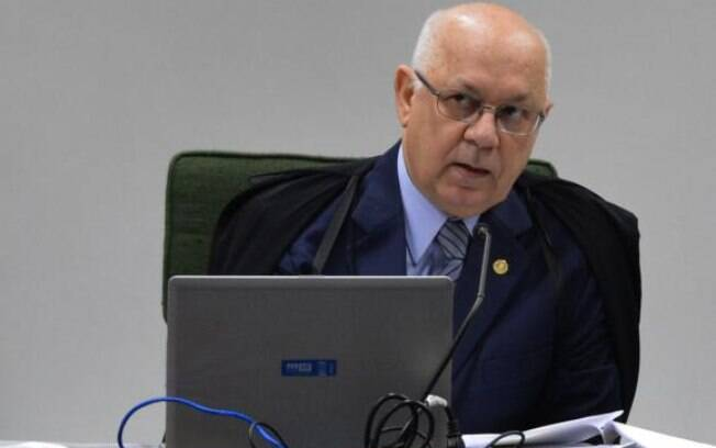 O ministro Teori Zavascki, do Supremo Tribunal Federal