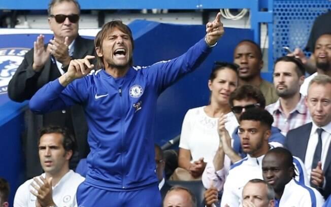 Diretoria do Chelsea está insatisfeita com Antonio Conte, que pode deixar o clube em breve