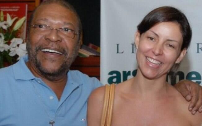 33 ANOS: Martinho da Vila (75 anos) e Cléo Ferreira (42 anos). Foto: Marco Rodrigues