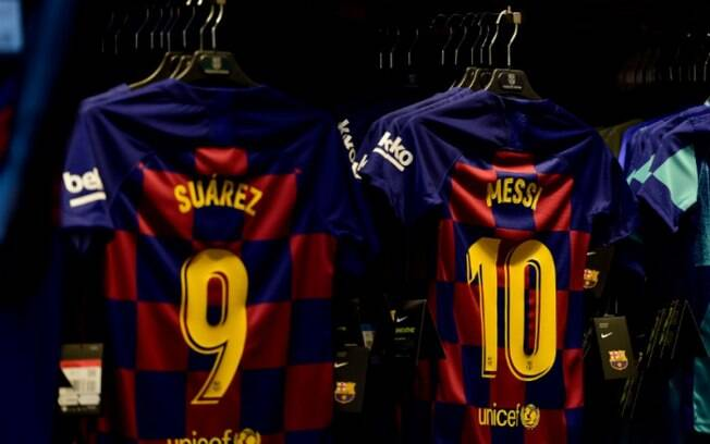 Presidente do Atlético de Madrid não descarta contratação de Messi