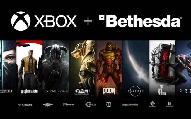 Chefão do Xbox comenta compra da Bethesda