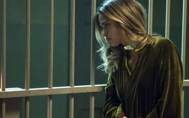 Pega Pega: Eric se arrepende de enganar e jogar Sandra Helena na cadeia e dá nova ordem inesperada