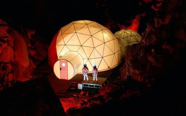 caverna marciana