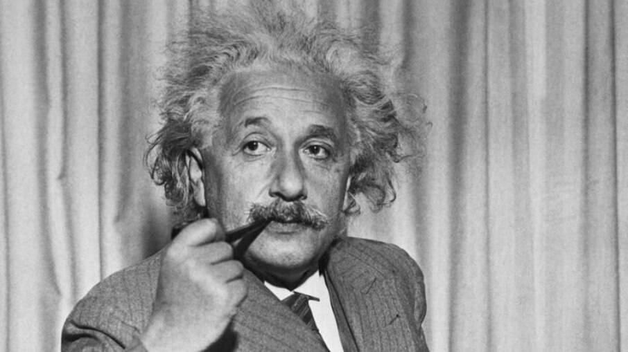 Albert Einstein físico alemão e criador da Teoria da Relatividade