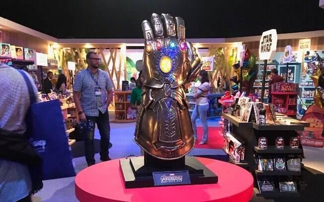 Produtos Marvel são os mais cobiçados da Disney