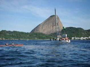 Governo do Rio de Janeiro promete limpar a Baía de Guanabara até os Jogos Olímpicos