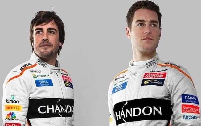 Coca-Cola na Fórmula 1 estará presente em uniformes e carros da McLaren
