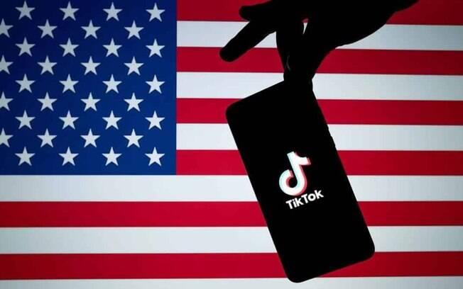 Novela contra o TikTok continua nos EUA