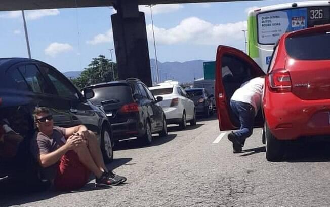 Tiroteio Avenida Brasil