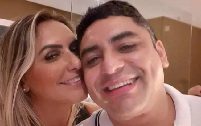 O policial militar Manoel Bonfin dos Santos Silva é acusado de matar a namorada Ana Rita Tabosa Soares